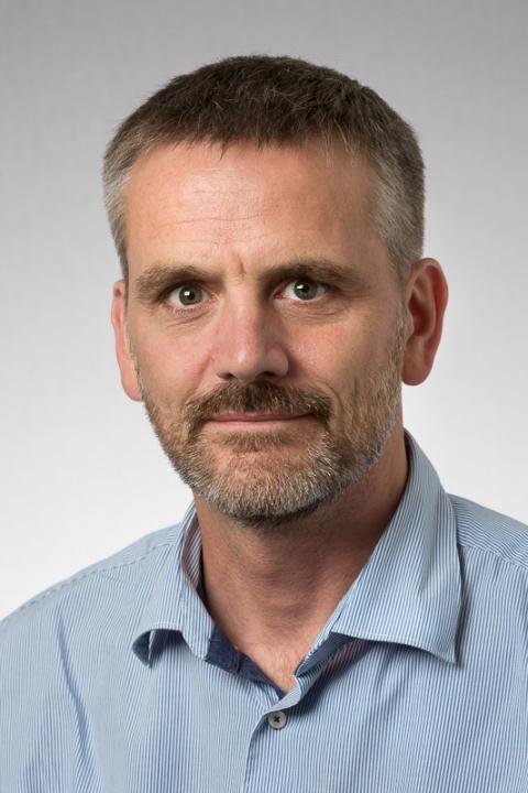Conor Richard O'ConnorLeerhøy