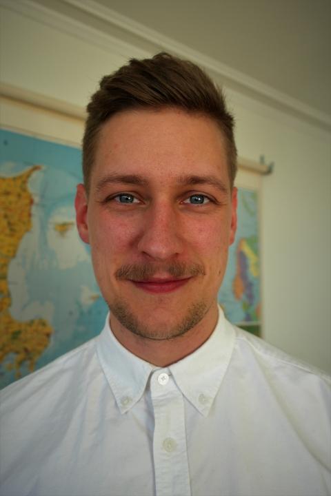 Daniel Munkholm Møller
